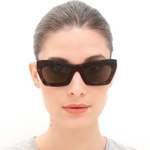 fe3688ec0a76 Celine Accessories - NEW CELINE EVA CAT EYE SUNGLASSES DARK TORTOISE